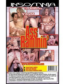 JD0012  Ass rammin´