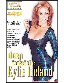OD0704  Deep inside Kylie Ireland